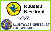 Kuusalu Keskkool on alustavat õpetajat toetav kool.